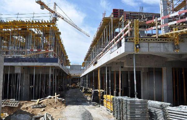 Использование бетона в Великом Новгороде