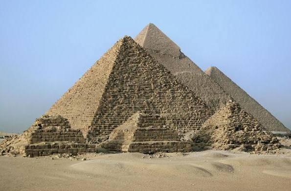 Египетский бетон