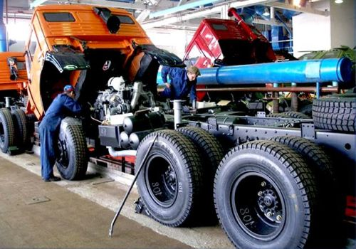 Диагностика электрики грузовика в Великом Новгороде