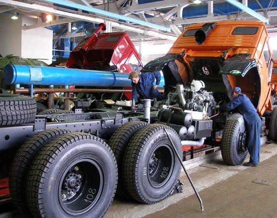 Ремонт кпп грузовика в Великом Новгороде