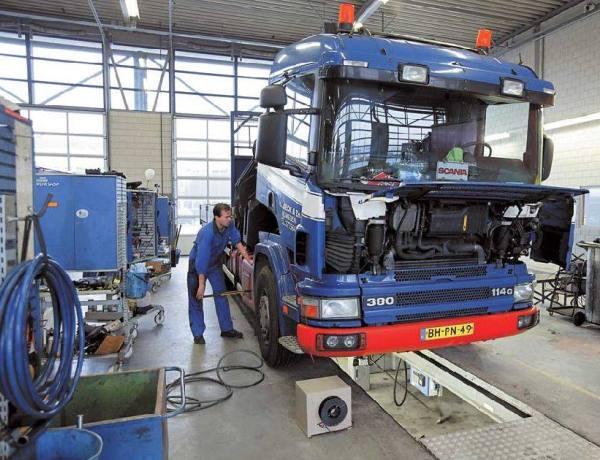 Ремонт тормозных систем грузовиков в Великом Новгороде