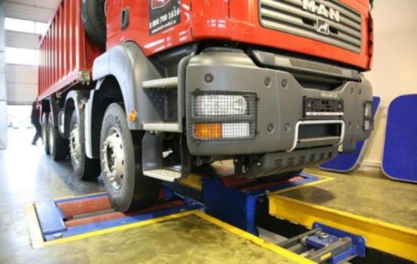 Ремонт тормозов грузовиков